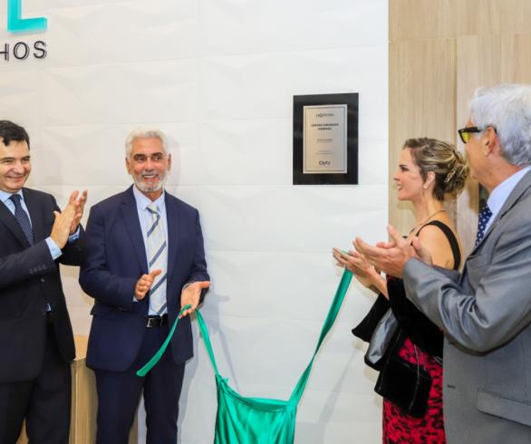 CEO de empresa nacional do setor de oftalmologia escolhe a Bahia para receber novo centro cirúrgico especializado