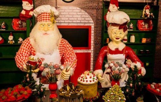 Vitória da Conquista arrasa com uma decoração de Natal pra lá de bacanérrima. Confira!