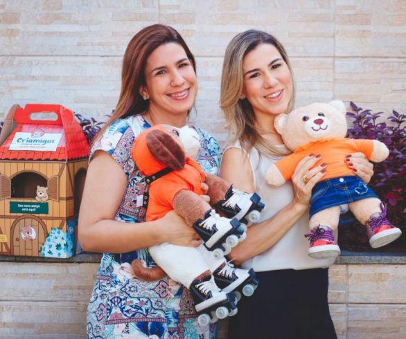 Salvador Shopping inaugura franquias de pelúcias personalizáveis.