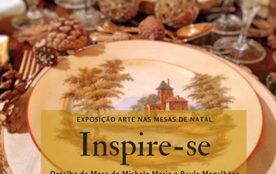 """Não deixe de visitar o Museu Carlos Costa Pinto e conferir a exposição """"Artes nas Mesas de Natal"""""""