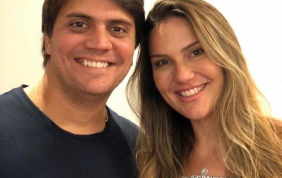 Priscilla e Alberto Diniz