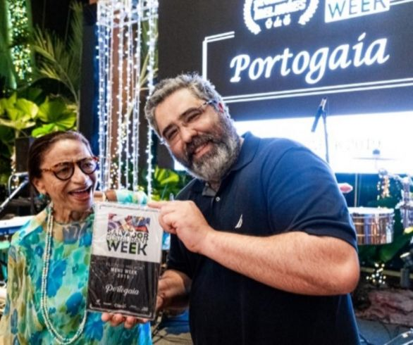 Restaurante Portogaia é eleito Melhor Menu Week da Salvador Restaurant Week