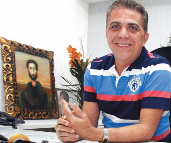 José Medrado e sua mensagem de paz de final de ano.