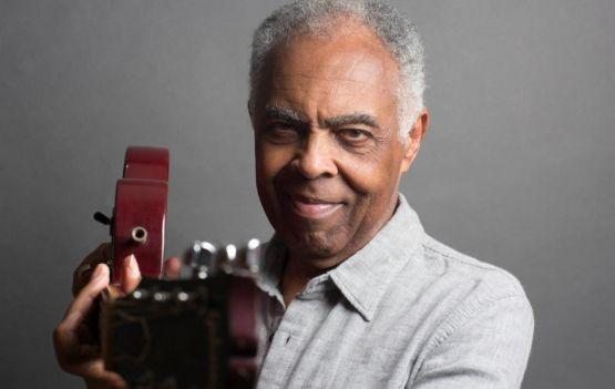 Gilberto Gil: foto de Gérard Giaume