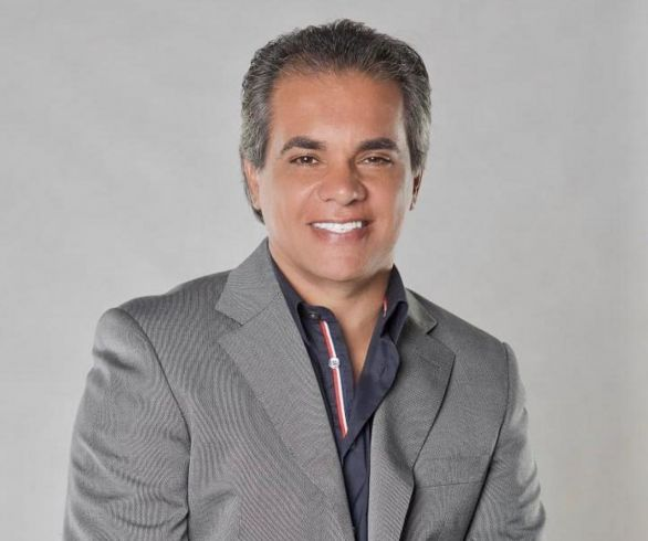 O diretor da Revista Yacht Mais, Luciano Dorea
