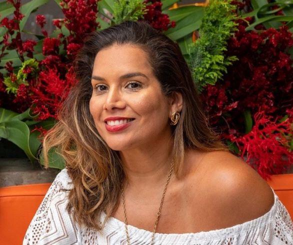 Adriana Régis  promoveu um almoço de confraternização no restaurante DAS