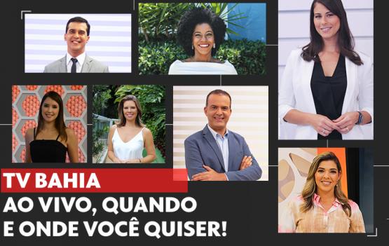 TV Bahia agora tem sinal ao vivo disponível no Globoplay