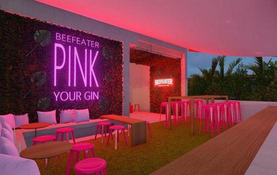 Beefeater POP UP Bar será inaugurado oficialmente no Rio Vermelho