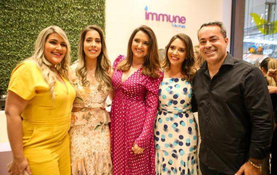 Immune Vacinas foi inaugurada com sucesso no Salvador Shopping