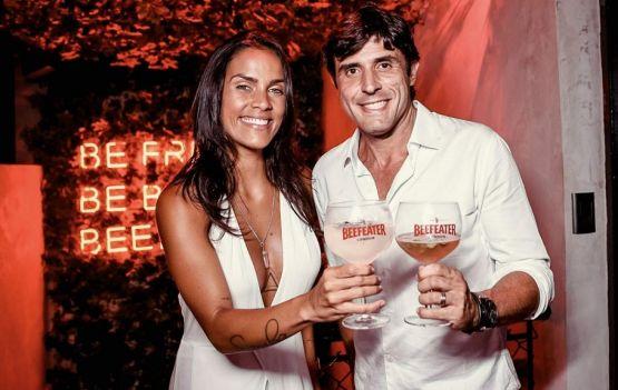 Beefeater Pop Up Bar abre oficialmente no Rio Vermelho