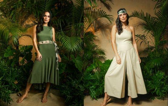 Lenita lança coleção Resort 2020