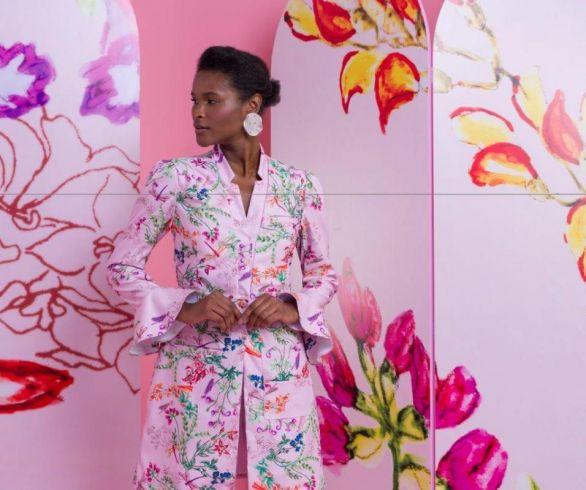 Um charme a coleção cápsula assinada pela estilista Patrícia Bonaldi