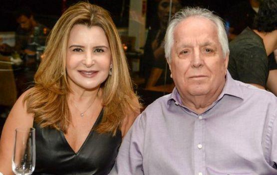 Graça Valadares e Francisco Amaral . Foto: Valterio
