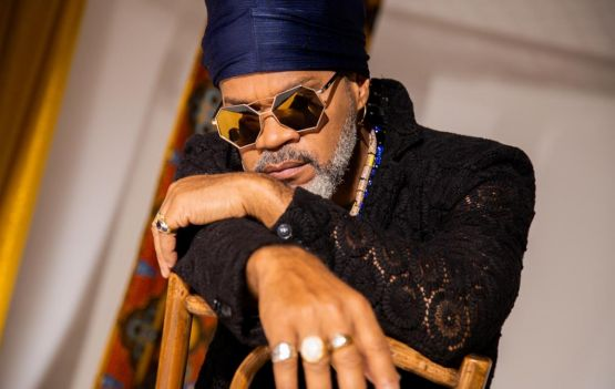 Carlinhos Brown. Foto Iza Campos