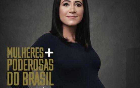 20 mulheres mais poderosas do Brasil.