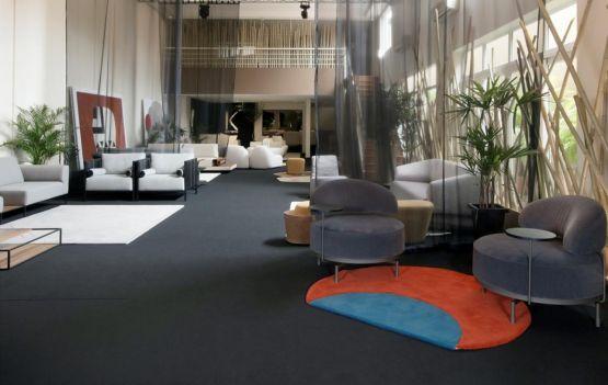 Efeito Home realiza mostra de tapetes durante lançamento do showroom