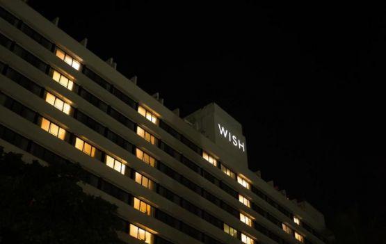 Wish Hotel faz homenagem à Salvador das janelas dos quartos