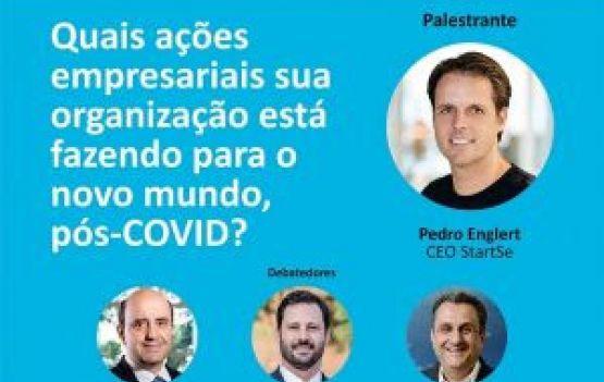 Webinar ABIH-SP: Ações empresariais para enfrentar o mundo pós-COVID-19  Divulgação