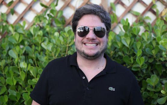 Rafael Cal - foto reprodução