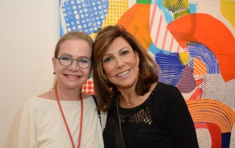 Conny Lowndes e Ana Luiza Rothier - Foto: Marco Rodrigues