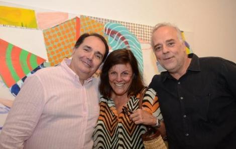 Fred Chinelli, Viviane Soares Sampaio e Ricardo Fasanello - Foto: Marco Rodrigues