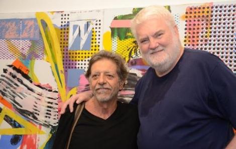 Gianguido Bonfanti e John Nicholson - Foto: Marco Rodrigues