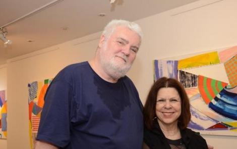 John Nicholson e Vanda Klabin - Foto: Marco Rodrigues