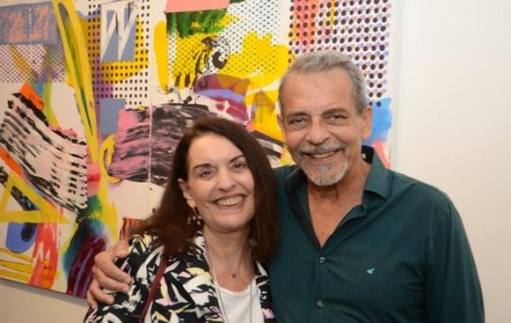 Marilou Winograd e Enéas Valle - Foto: Marco Rodrigues