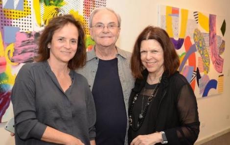 Patricia Quentel, Geraldo Lamego e Vanda Klabin - Foto: Marco Rodrigues