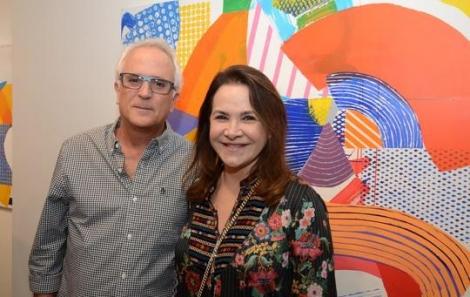 Pedro e Renata Cazzani - Foto: Marco Rodrigues