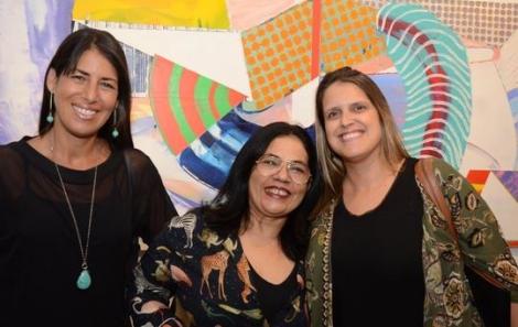 Rita Capell, Márcia Zoé e Andrea Gonçalves - Foto: Marco Rodrigues