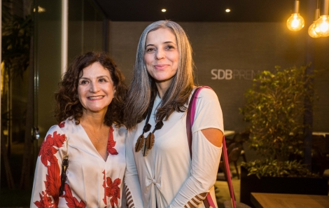 Angela Bacellar e Veronica Ramiro - foto Tati Freitas