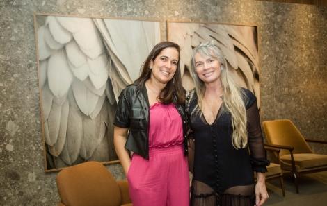 Daniele Magalhaes e Paty Chaves - foto Tati Freitas