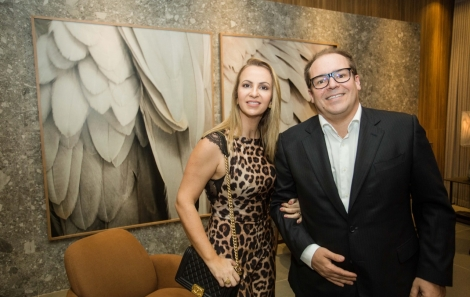 Danielle e Domingo Arjones - foto Tati Freitas