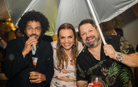 Magary, Andrea Velame eDaniel Vieira - fotoTati Freitas