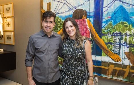 Silvio e Mila Pinheiro - foto Tati Freitas