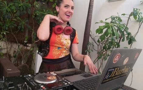 DJ Barbie