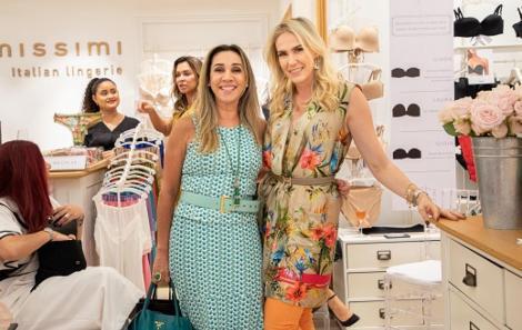 Lila Moraes e Renata Andrade