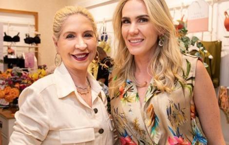 Lia Ferreira e Renata Andrade