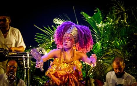 O Centro de Umbanda Mística Oxum Apará (CUMOA) celebrou 50 anos de fundação com uma noite especial