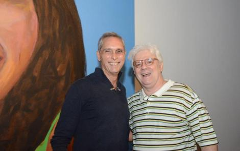 Pedro Paulo Domingues e José Veras