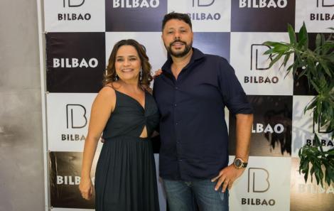 Cassia Soares e Cleber Fiori