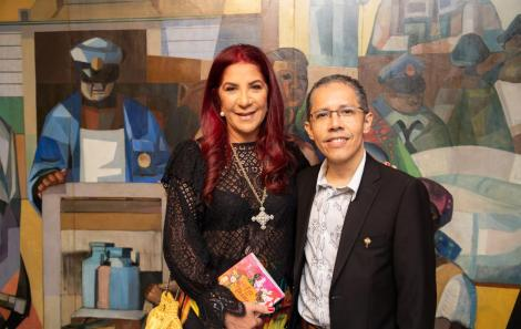 Jussara Amorim e Paulo de Tarso