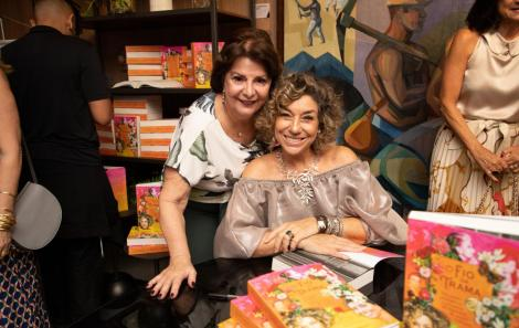 Claudia  e Consuelo Blocker