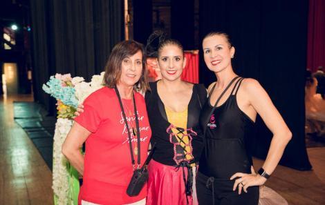 Suzana, Erica e Tissiana Rusch