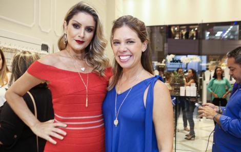 Dany Brugni e Camila Marinho - Fotos de Renata Marques