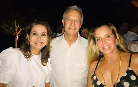 Festa belíssima em Praia do Forte