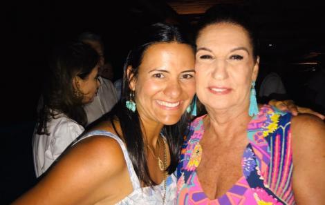 Juliana Lima e Mirella Machado