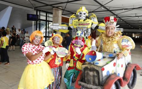 Lançamento do Carnaval 2020 do Governo do Estado