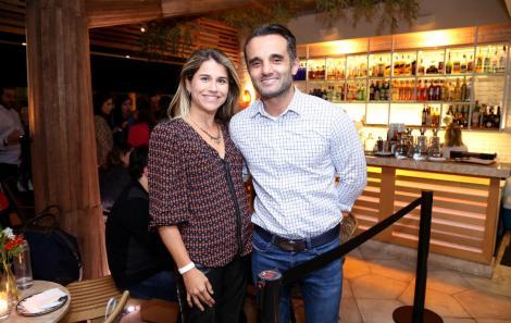 Adriana Sartoretto E Andre Ferreira